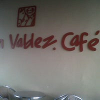 Photo taken at Juan Valdez Café by John A. on 2/3/2013