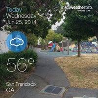 Foto tirada no(a) Little Hollywood Community Park por Bernard E. em 6/25/2014