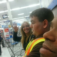 Photo taken at Walmart Supercenter by Becky R. on 1/15/2015