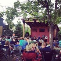 Photo taken at Celadon Outdoor Amphitheater by Jessa T. on 7/26/2013