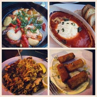 Photo taken at San Chez, A Tapas Bistro by Jessa T. on 2/22/2013