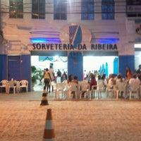 Foto tomada en Sorveteria da Ribeira por Reiner R. el 1/4/2013