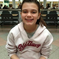 Photo taken at Poughkeepsie Galleria Mall Food Court by Anthony F. on 4/4/2013