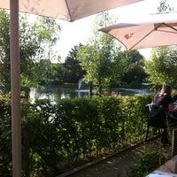 Photo taken at Restaurant 's Gravenmolen by Emilie D. on 7/8/2013