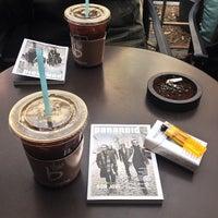 Photo taken at Caffé bene by Janghoon K. on 4/3/2013