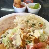 Photo taken at Tacos Baja Ensenada by John C. on 12/15/2014