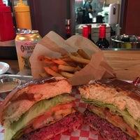 Photo taken at Cassell's Hamburgers by John C. on 7/13/2017