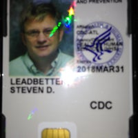 Photo taken at Security Badge Office by Steven L. on 4/19/2013