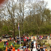 Photo taken at 't Blauwe Theehuis by Marianna R. on 4/30/2013