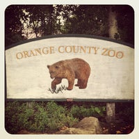 Photo taken at Orange County Zoo by Michelle L. on 7/11/2013