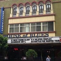 6/8/2013 tarihinde Michelle L.ziyaretçi tarafından House of Blues San Diego'de çekilen fotoğraf