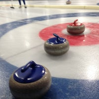 Photo taken at Moscow Curling Club by Julia C. on 1/18/2013