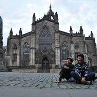Foto tomada en St. Giles' Cathedral por Fabio L. el 6/3/2013