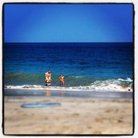 Photo taken at Virgin Beach by Елена Н. on 9/30/2012