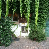 Photo taken at Elisabetta Foradori by X M. on 8/5/2014