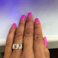 Photo taken at Long Nails by Genevieve B. on 1/13/2014