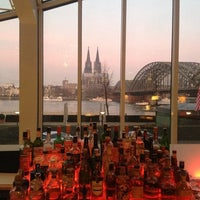 Das Foto wurde bei Hyatt Regency Cologne von Daniel E. am 2/18/2013 aufgenommen