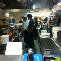 Photo taken at David Jones Noodle Bar by Melinda P. on 3/2/2013