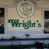 Photo taken at Wright's Gourmet House by Damon D. on 1/16/2013