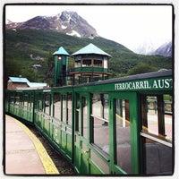 Foto tirada no(a) Estación del Fin del Mundo [Tren del Fin del Mundo] por Olga T. em 12/29/2013