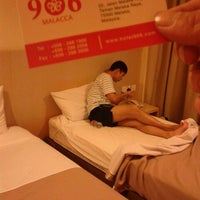 Photo taken at Hotel 96 by Ooi W. on 10/22/2012