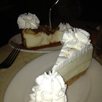 Photo taken at Cheesecake Factory by Ashley H. on 12/17/2012