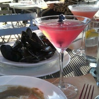 Photo taken at Can Can Brasserie by Beth D. on 9/20/2012