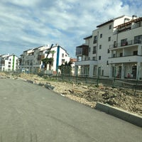 Photo taken at Olympic Village by Mikhail V. on 7/23/2013
