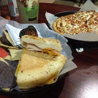 Photo taken at Camilles Sidewalk Cafe by Oscar Alejandro on 1/31/2014