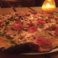 Photo taken at Pizza No. 17 by Oscar Alejandro on 11/30/2014