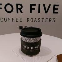 7/11/2017にVirginie L.がFor Five Coffee Shopで撮った写真