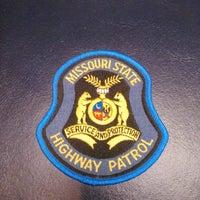Photo taken at Missouri Highway Patrol, Troop A by Kalina B. on 5/29/2013