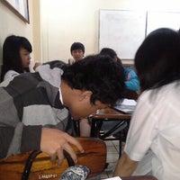 Photo taken at Regina Pacis Bogor by Viando L. on 9/10/2013