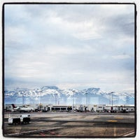 Photo taken at Salt Lake City International Airport (SLC) by Mike R. on 3/23/2013