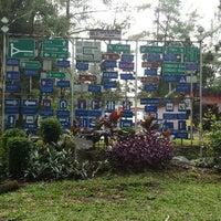 Photo taken at Taman Lalu Lintas by Yovanbasten on 1/16/2016