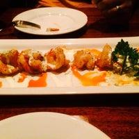 Photo taken at Stonewood Grill & Tavern by Melanie I. on 1/17/2015