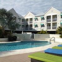 Photo taken at Silver Palms Inn by Lu A. on 4/10/2013
