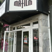 Photo taken at MaFilm by Papp F. on 8/13/2016
