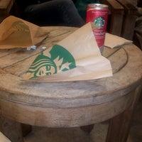 Photo taken at Starbucks by Fabian M. on 10/2/2012