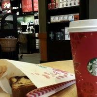 Photo taken at Starbucks by Fabian M. on 11/12/2013
