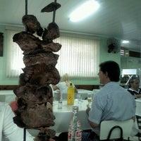 Photo taken at Churrascaria Expedicionario do Cogo by Lorena d. on 2/17/2013