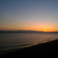 Photo prise au Golden Gardens Park par Stephanie C. le7/21/2013