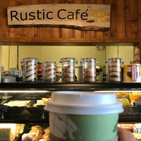 photo taken at rustic cafe by andy l on 10212016