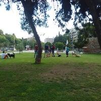 Photo taken at Πλατεία Χημείου by йеродякон Д. on 6/6/2018
