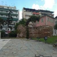 Photo taken at Πλατεία Χημείου by йеродякон Д. on 5/10/2018