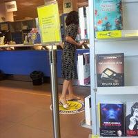 Photo taken at Poste Italiane by Stella L. on 8/9/2013