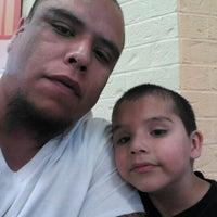 Photo taken at Sammons Elementary by Juan B. on 1/25/2013