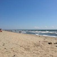 Photo taken at Hammonasset Beach State Park by Nick D. on 8/2/2013