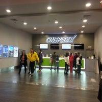 Photo taken at Cineplexx by Jasmina F. on 10/27/2012
