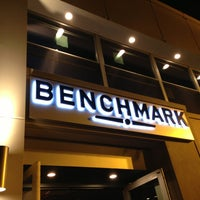 Photo taken at Benchmark by Adam B. on 6/12/2013
